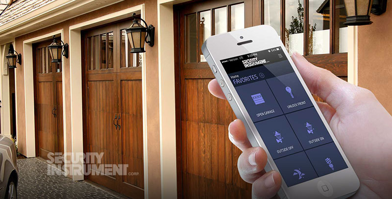 Smart Home Security Starts With Your Smart Garage Door