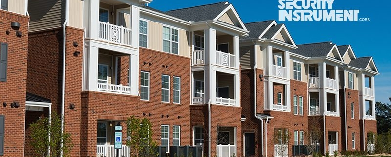 Security Systems for Apartments and HOAs