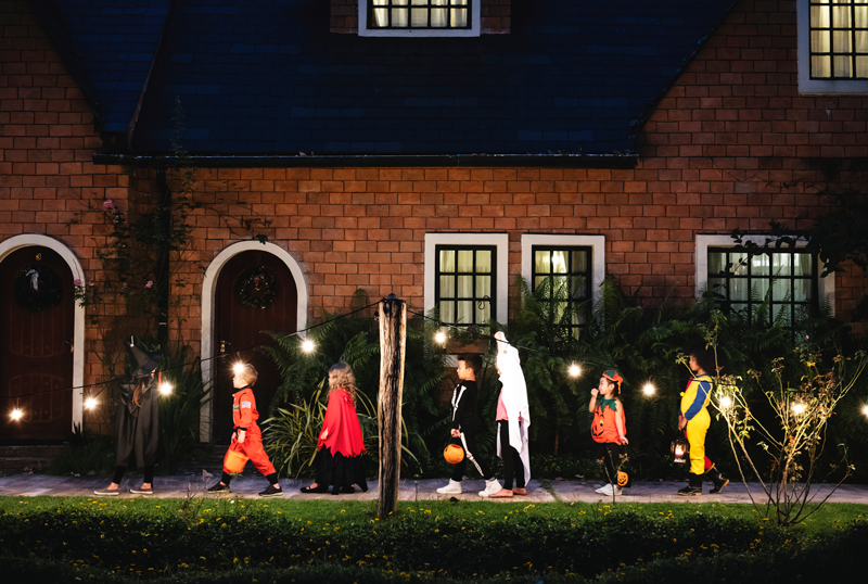 Smart Home Security and You: The Ultimate Superhero Duo for Halloween
