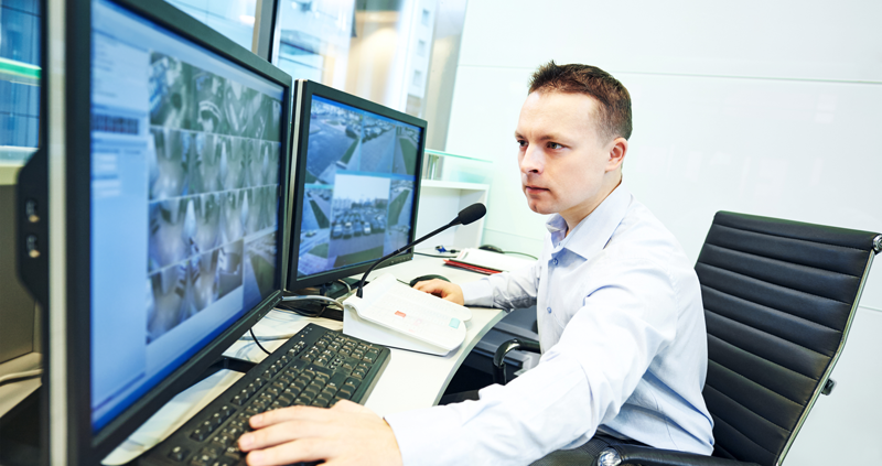 Video Surveillance During COVID